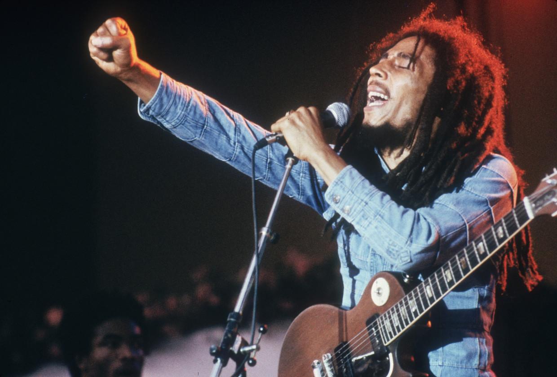 Wie is toch die sheriff waarover Bob Marley zingt in zijn song 'I Shot the Sheriff'? Beeld Getty Images
