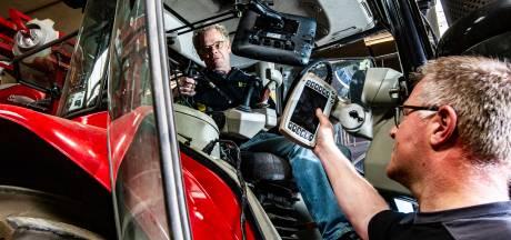 GPS-dieven slaan het vaakst toe bij boeren in Flevoland: 25.000 euro schade per apparaat