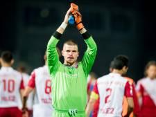 Voormalig keeper FC Twente naar Heerenveen