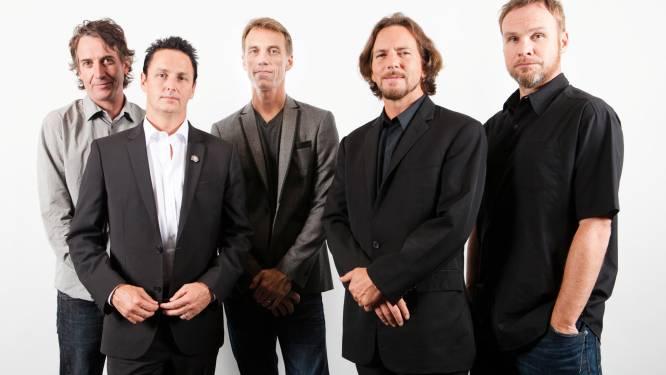 Pearl Jam eerste headliner voor Rock Werchter 2022