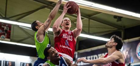 Heroes Den Bosch moet diep buigen voor nieuwe basketbalkampioen ZZ Leiden