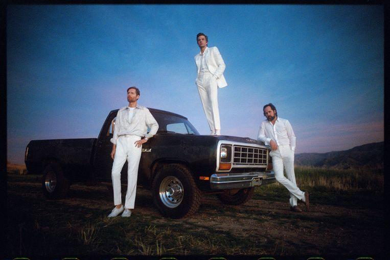 The Killers. Beeld AZTEK Incorporated