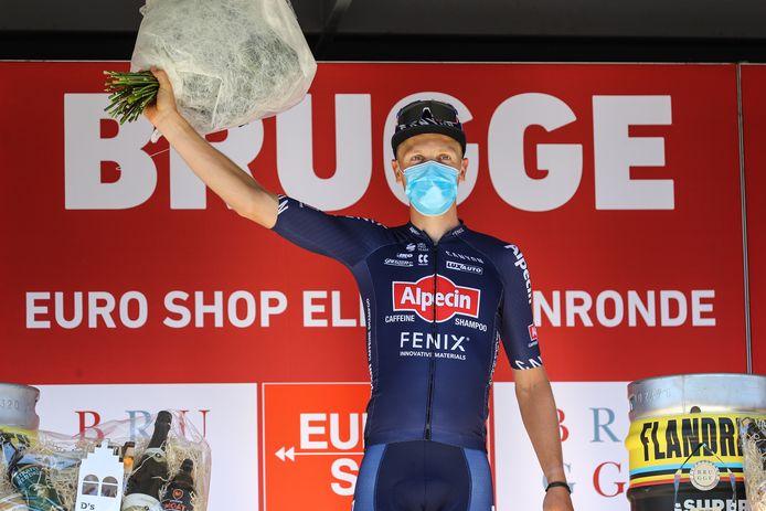 Sixième victoire de la saison pour Tim Merlier à Bruges.