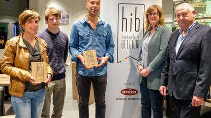 'Handmade In Belgium'-label voor Nathalie Hendrickx Ceramics en Fietsen Hermans