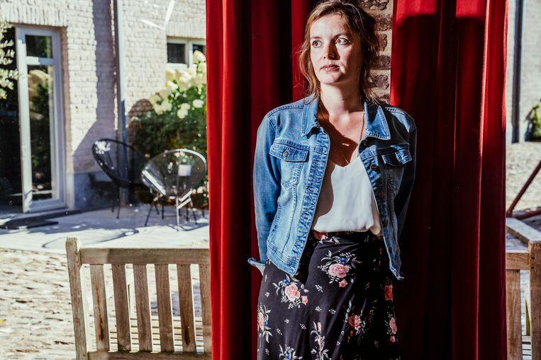 Elisa Van Bocxlaer  Beeld © Stefaan Temmerman