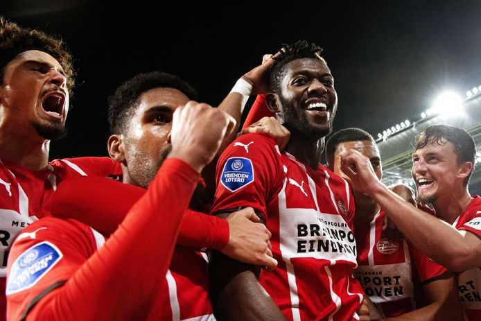 Ryan Thomas struggled with injuries this season; but is now important for PSV: 'Want to continue this line' |  PSV