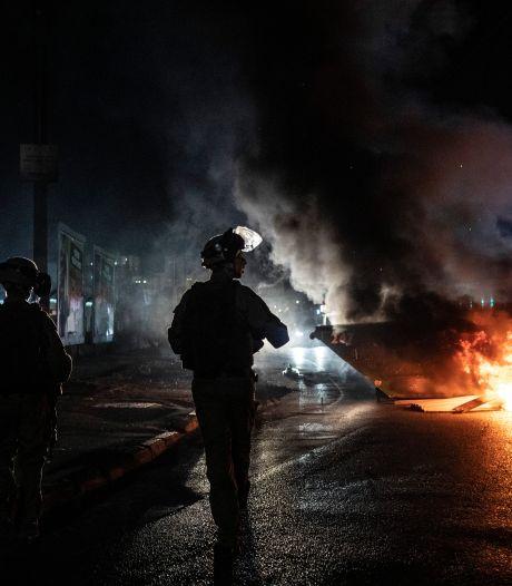 Dodental loopt op na conflict Palestijnen en Israël, president vreest voor burgeroorlog