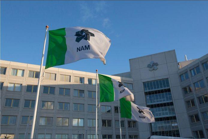 Hoofdkantoor van de NAM in Assen.