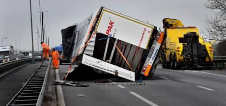 Buitenlandse trucker blijkt brokkenpiloot