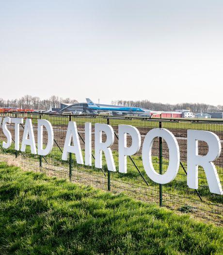 Uitbreiding Lelystad Airport heeft 214 miljoen euro gekost, 14 miljoen meer dan was aangenomen