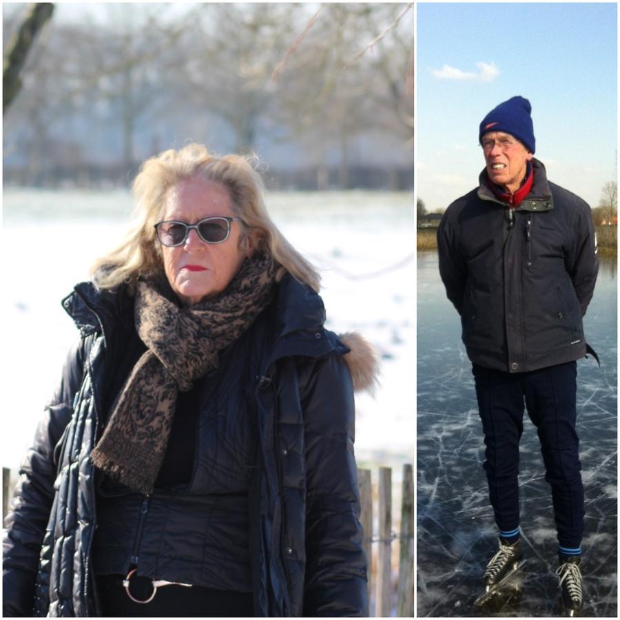 Ria De Lijser verloor drie jaar geleden haar echtgenoot Leonard Frugte.