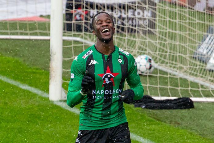 Ike Ugbo liet al vijftien keer de netten trillen dit seizoen.
