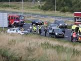 Meerdere gewonden bij ernstig ongeluk op A50 bij Apeldoorn