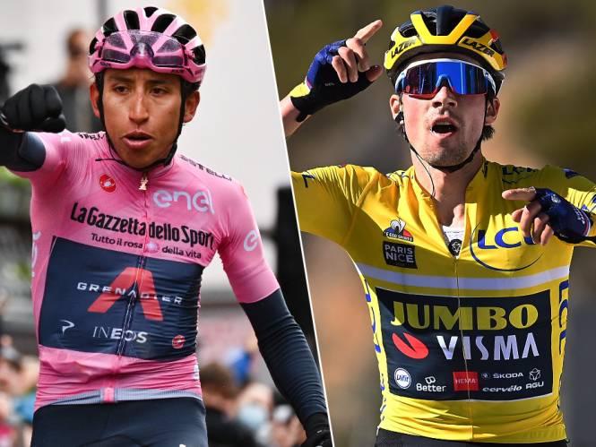 De Vuelta kondigt zich aan als een strijd van Bernal versus Roglic: de derde grote ronde, of de derde Vuelta op rij?