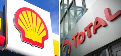 Shell et Total dépensent 90% vers les fossiles, malgré leurs engagements