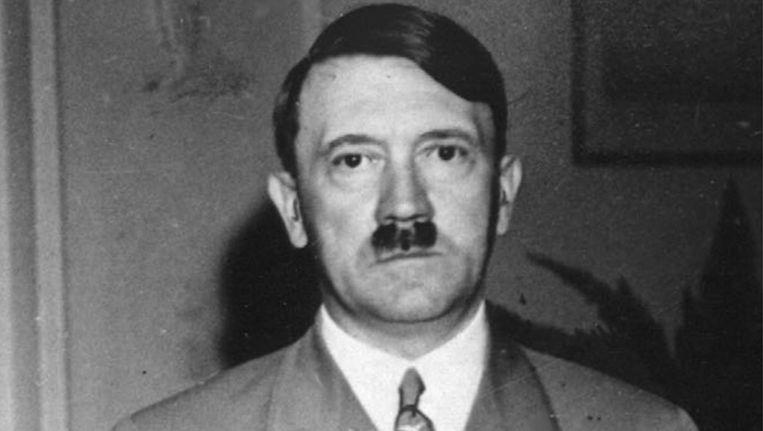 Adolf Hitler in 1938. Beeld ap
