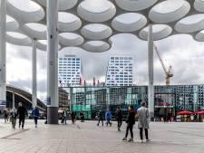 Stationsgebied Utrecht ontpopt zich tot tweede zakencentrum van Nederland