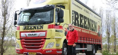 Dominee Dirk Jan (61) werd vrachtwagenchauffeur: 'Het werk is concreet en tastbaar'