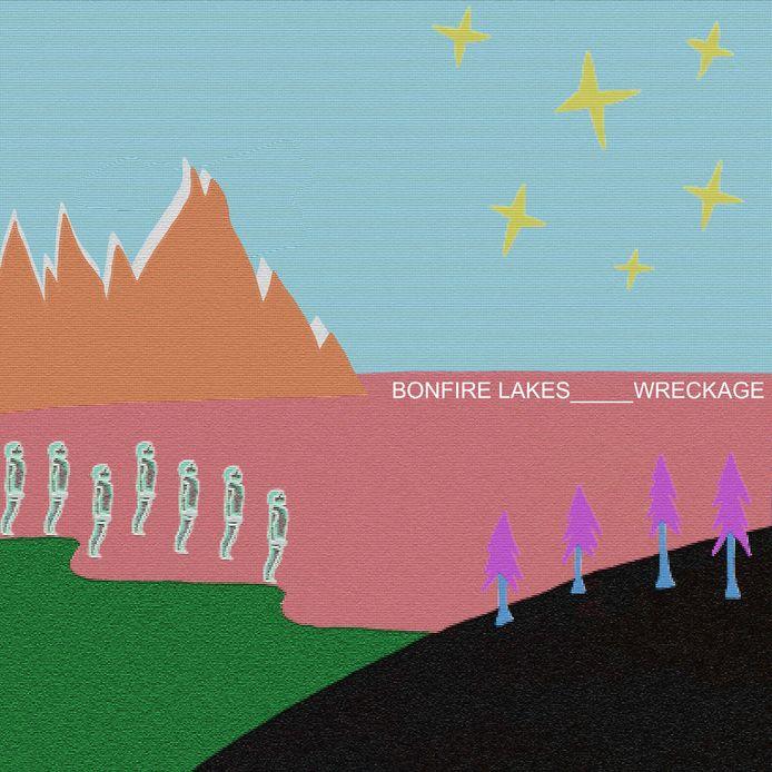 De cover van de bewuste kerstsingle.