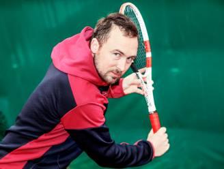 """Ief Nollet (TC Deinze): """"Ik blijf doelen behouden in het padel én in het tennis."""""""