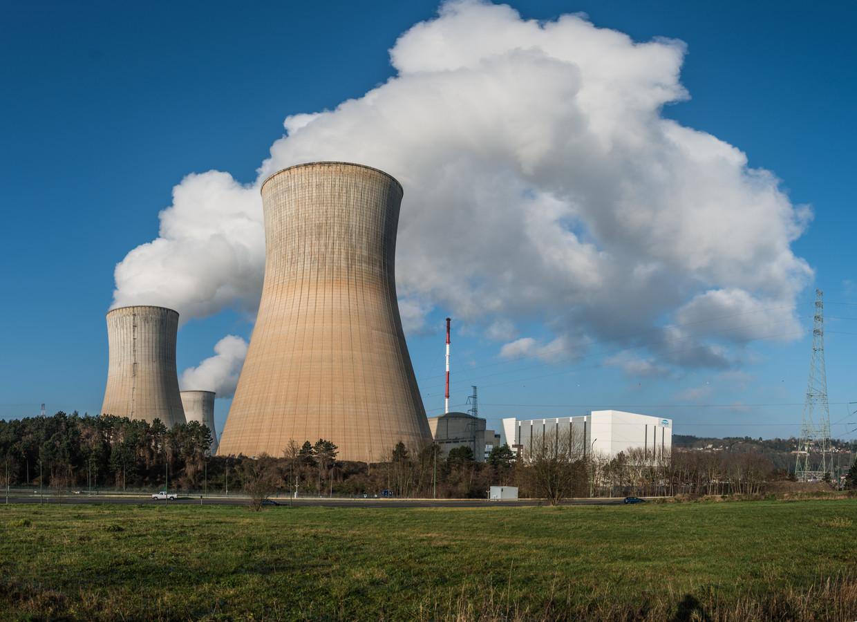 De kerncentrales in Tihange vielen gisteren door een technische fout stil.