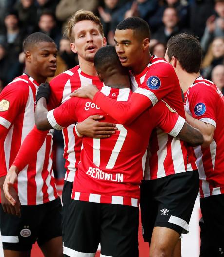Gerbrands: PSV moet over vier jaar bij beste 32 van Europa horen