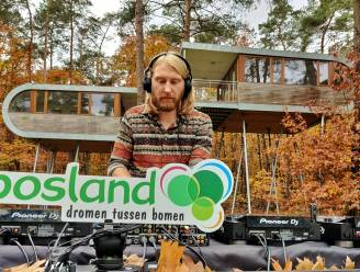 DJ Goldfox maakt speciale 'Boslandsoundtrack'