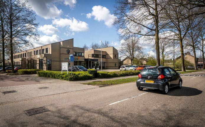Er komen appartementen in het kantoorgebouw aan de Kortestraat in Sint-Oedenrode.