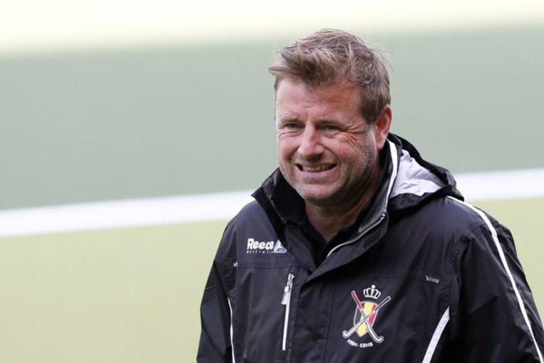 Ex-bondscoach Marc Lammers: 'België is samen met Australië de meest fitte ploeg ter wereld.' Beeld ANP