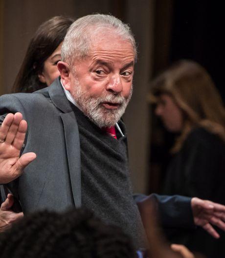 Populaire Braziliaanse oud-president Lula vrijgesproken, weg vrij voor verkiezingen in 2022