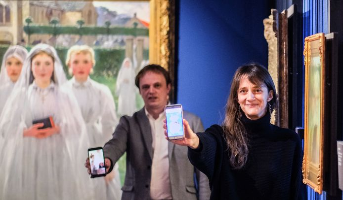 Het Yper Museum heeft er een gloednieuwe app bij voor tieners.