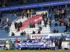 Financiële ramp dreigt: lot van voetbalclubs ligt in handen van loyale fan