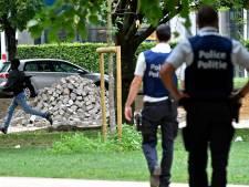 Une trentaine de migrants interpellés au parc Maximilien