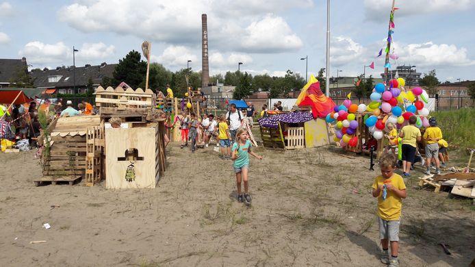 Timmerfestival Belcrum in 2017.
