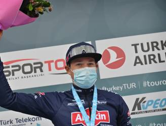 Philipsen haalt z'n gram in de Ronde van Turkije en sprint na drie tweede plaatsen naar winst