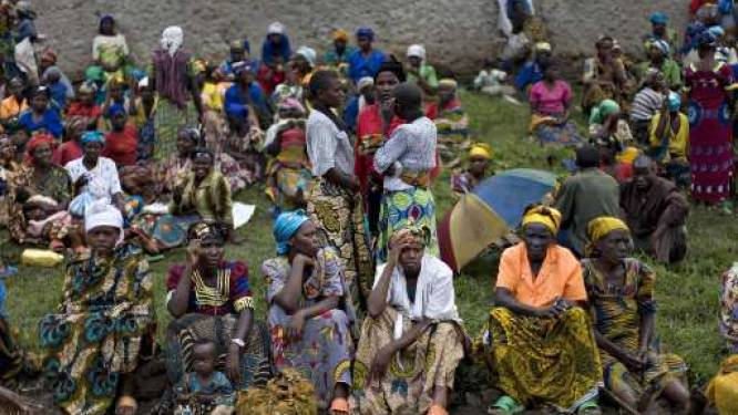 """200.000 mensen leven al week in Congolese brousse"""