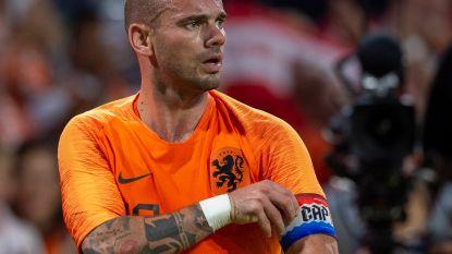 Sneijder hangt schoenen definitief aan de haak