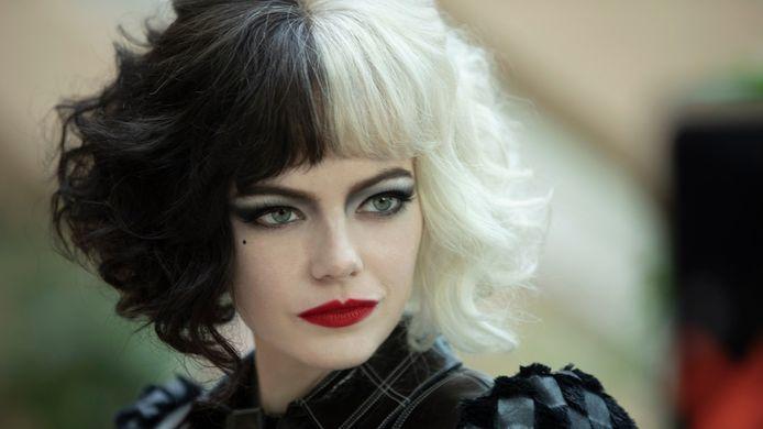 Emma Stone als Cruella de Vil.