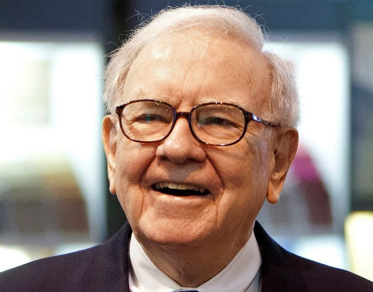 Warren Buffett. Beeld REUTERS