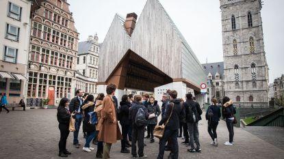 Is Gent op weg naar 1,8 miljoen toeristen tegen 2030?