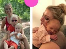 Geen roze wolk na de bevalling: 'Het was schrikken, ik had nooit gedacht dat ik daar last van zou hebben'