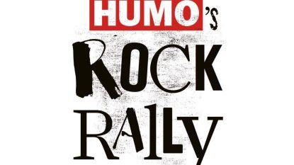Voorronde Humo's Rock Rally start in CC Nova