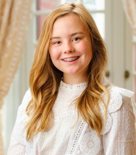 Verjaardag prinses Ariane (14) ook dit jaar sober feestje