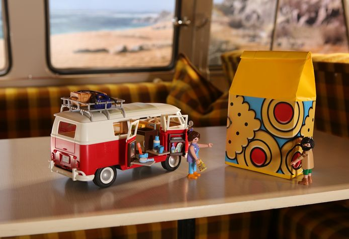 Playmobil VW T1.