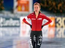 Olympisch kampioene Visser worstelt met haar vorm: 'Er zat geen sprankje Esmee in'