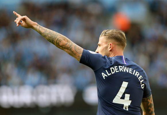 Tottenham Hotspur's Toby Alderweireld ! only BELGIUM !