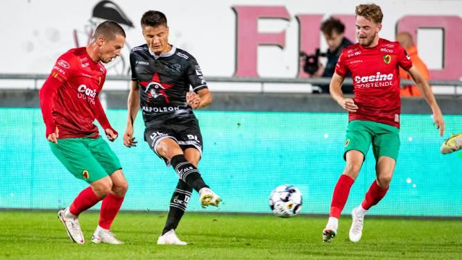 """Robbe D'Haese (KV Oostende) mag eindelijk weer groepstraining hervatten: """"Ik wil gewoon weer op dat voetbalveld staan"""""""