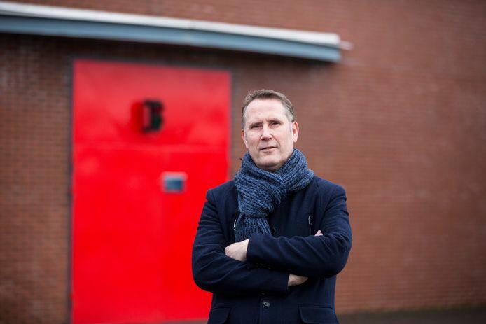 Directeur Danny Vette van de PI Zutphen heeft een hele afdeling van de gevangenis in quarantaine geplaatst.