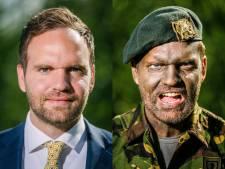 Overdag is Derk (31) politicus, in het weekend is hij reservist in het leger: 'Militair worden was mijn jongensdroom'