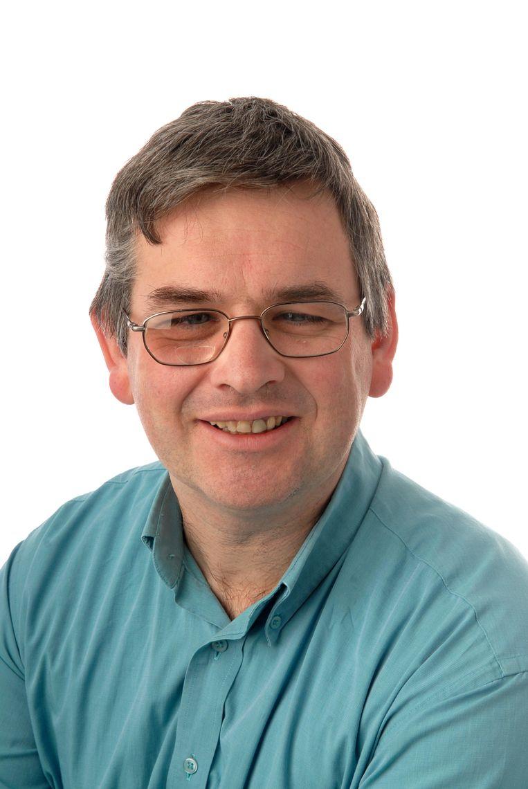 Stefan Stynen (TreinTramBus). Beeld rv